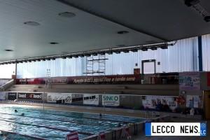 bione nuoto vetrate piscina