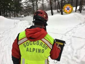 cnsas soccorso alpino centro italia neve (10)