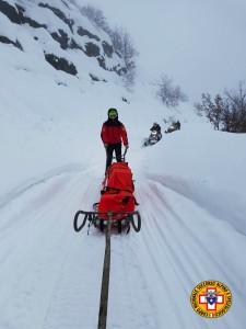 cnsas soccorso alpino centro italia neve (6)
