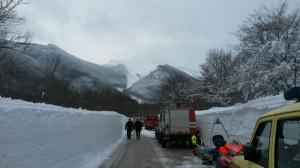 cnsas soccorso alpino centro italia vigili del fuoco