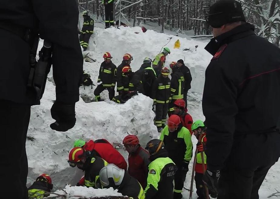 cnsas soccorso alpino centro italia vigili del fuoco 4