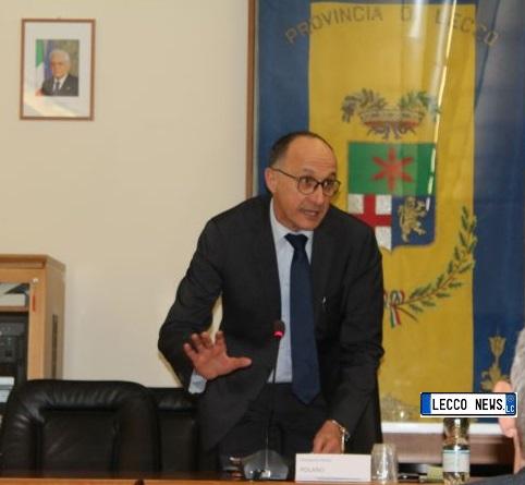 Esposto cautelativo Provincia Perugia