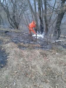 incendio moregallo valmadrera (prot civile) (2)