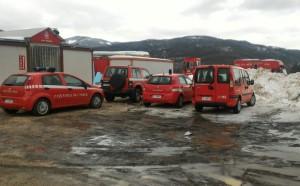 vigili del fuoco pompieri centro italia