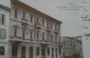 Palazzo Baggioli, Lecco, 1901