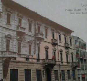 PALAZZO BAGGIOLI - LECCO