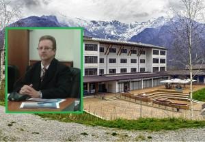 La scuola e Marco Cimino, il direttore di Apaf