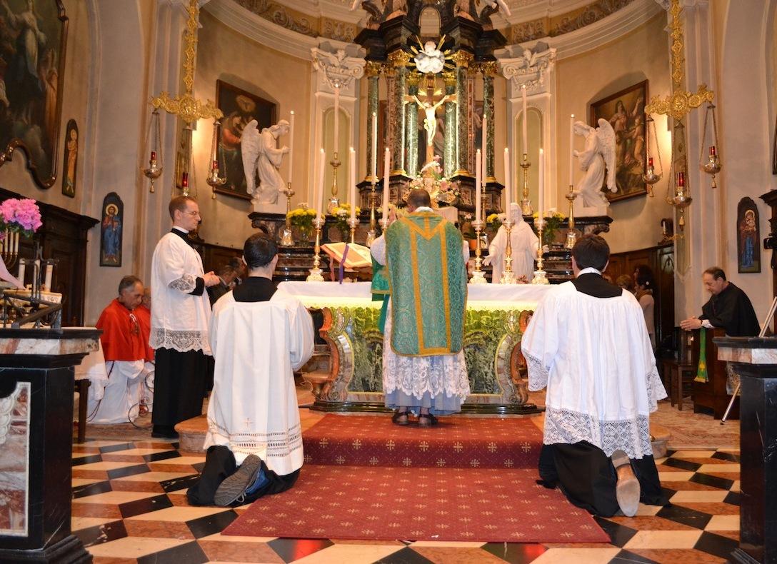 Risultati immagini per la Messa