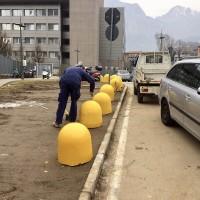 ospedale parcheggi dissuasori (3)
