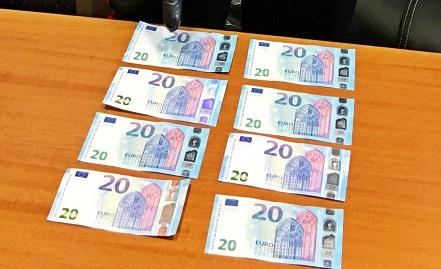 20 euro falsi carabinieri