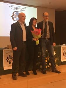 da sinistra Massimo Ferni, Alessandra Bianchi e Marcello Riva