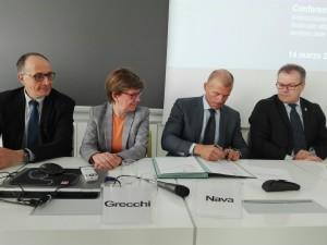 firma accordo politecnico polano grecchi nava brivio