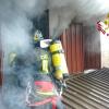 incendio abitazione annone vigili del fuoco (3)
