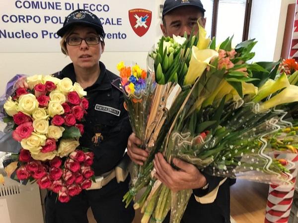 sequestri_fiori_polizia_locale_lecco