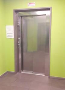 tribunale ascensore