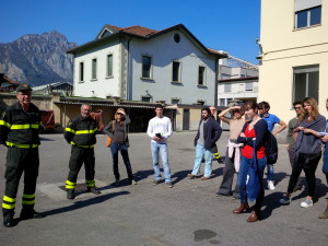 vigili del fuoco - pompieri - workshop