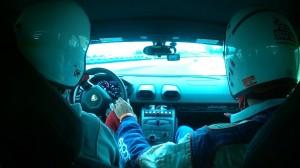 Lamborghini autodromo di Franciacorta con RSe
