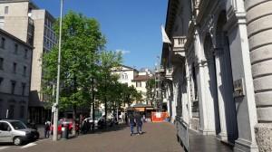 Piazza Garibaldi, Lecco, 2017