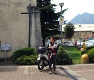 VOLANTINAGGIO MERIDIANE chiesa