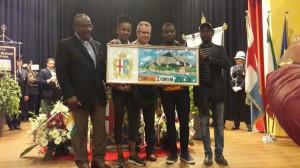 comunità ivoriana 25 aprile