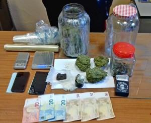 carabinieri arresto droga Lecco 1