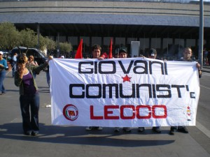 giovani comunisti lecco