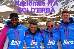 sci d'erba valsassina ski team