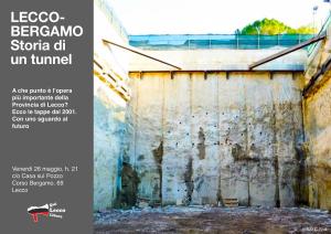 Lecco-Bergamo Qui lecco libera