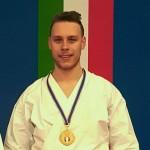 daniele invernizzi bronzo nazionali karate ORIZ