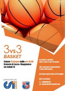 locandina basket 3vs3