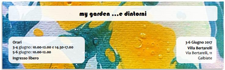 parini mostra garden