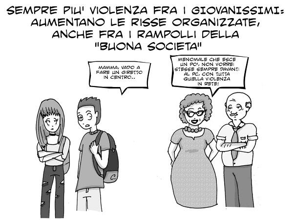 vignetta rissa giovani4
