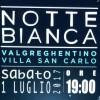 Notte bianca Valgreghentino 2017
