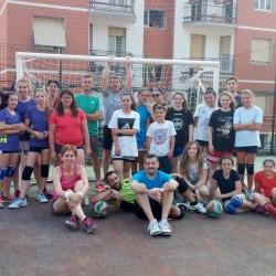 Under 12 e Under 14 Volley