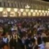 caos piazza torino juventus