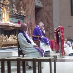 funerali beltrami - mons franco cecchin - don marco tenderini