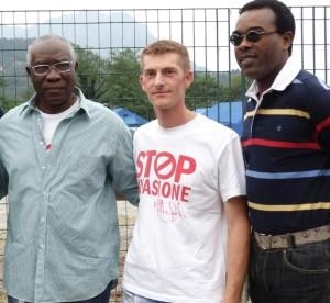 nogara iwobi lega migranti bione tendopoli 57 a