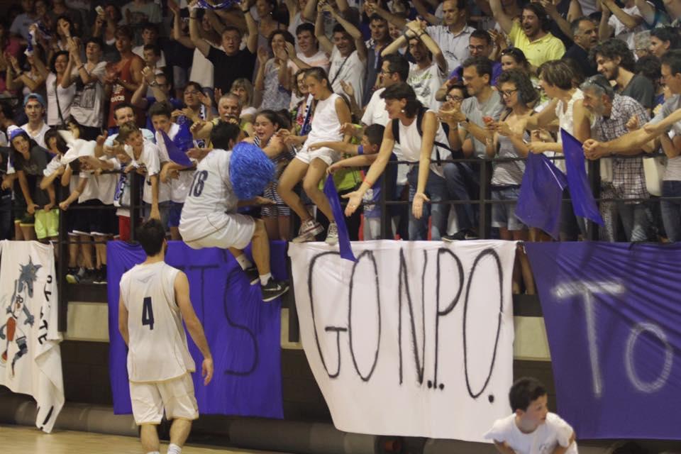 olginate basket finale