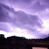 temporale Lecco 26giu17