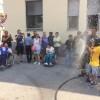 vigili fuoco pompieri - visita alla sede (5)