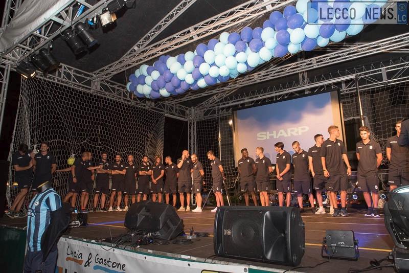 Calcio Lecco presentazione 2017 38