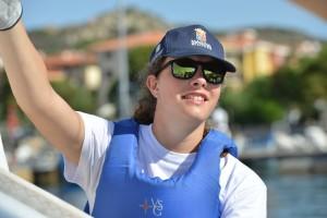 Gilda Maria Furiosi Finalmente in barca!