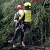 vigili del fuoco pompieri SAF elicottero - piani d erna 1