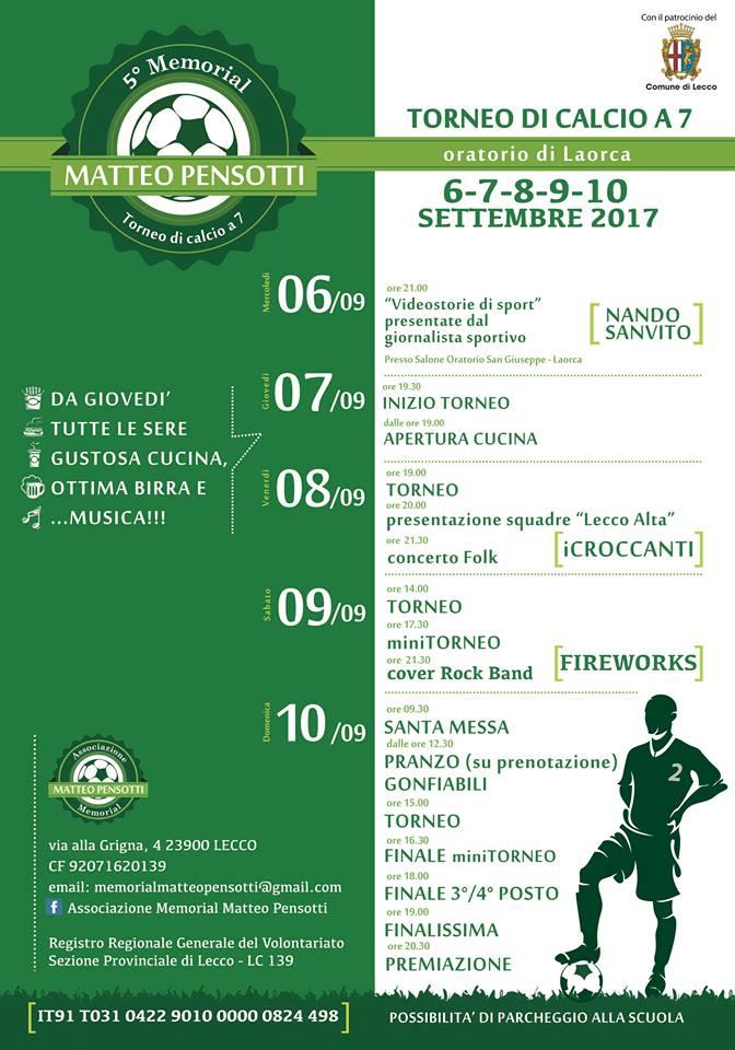 5 Matteo Pensotti Locandina