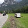 camion bilico ribaltato pasturo 2