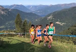 corsa in montagna italiani betulle juniores