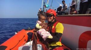 proactivia open arms migranti rifugiati