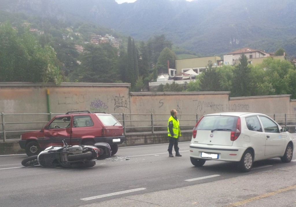 INCIDENTE VIA TONALE3