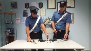 furto oggiono carabinieri