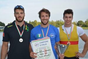 gnecchi campione italiano